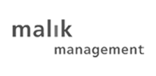 Logo Malik Management