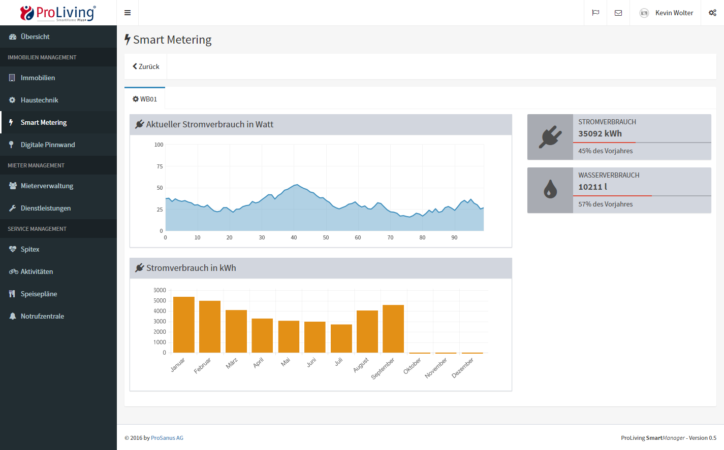 Design und Entwicklung Smarthome Manager Tool