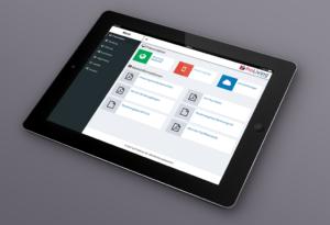 Design und Entwicklung App für Vertriebsmitarbeiter