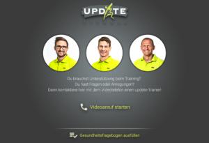 Design und Entwicklung App für Videotelefonie auf Kiosk / Terminal