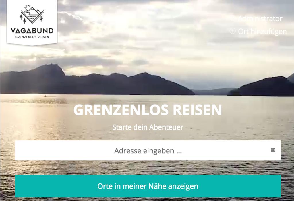 Design und Entwicklung interaktive Karten-App